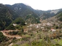 Θέα του Χωριού από το Κιόσκι