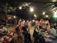Ατελείωτος χορός από τη νεολαία στη λαϊκή βραδιά (4)